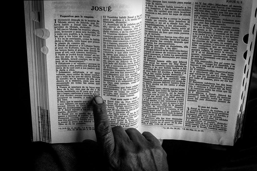 Seeking Biblical Justice