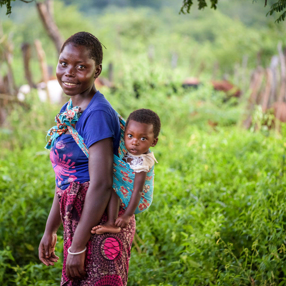 END PREVENTABLE DEATHS OF MOTHERS & CHILDREN BY 2030