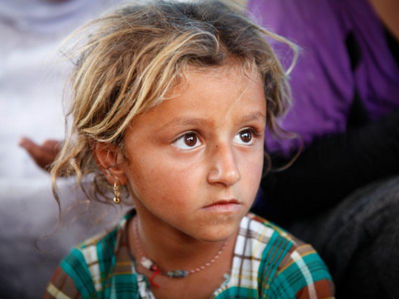 Who Will Rebuild Syria? Invest in Syria's children
