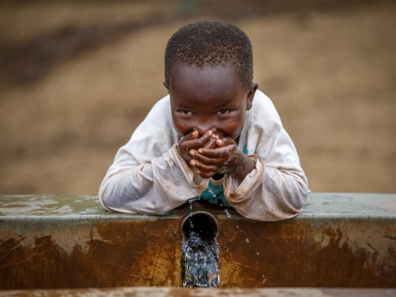 Prayers for Clean Water