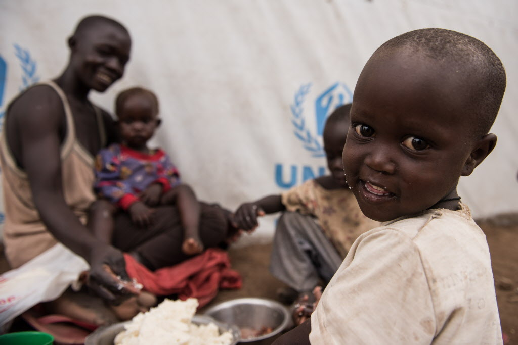 Global Day of Prayer to End Famine