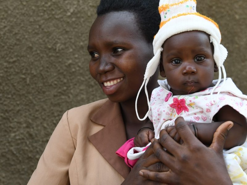 How USAID helped 76 million women and children in 2017