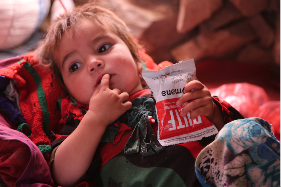 New report: Global hunger is on the rise