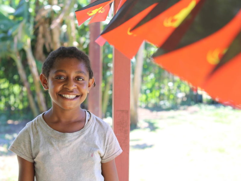 Regina conquers tuberculosis: How World Vision is helping kids and families in Papua New Guinea