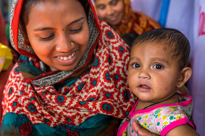 Planning for a healthy family in Bangladesh