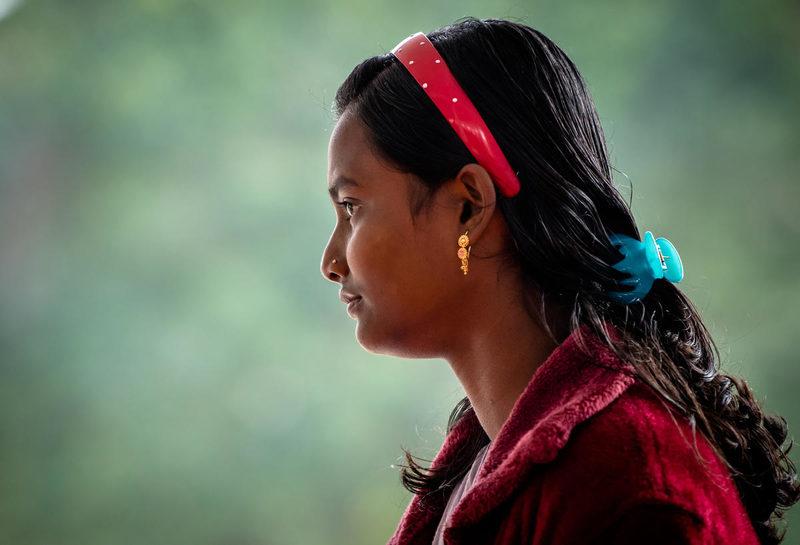 Eka said NO to child marriage