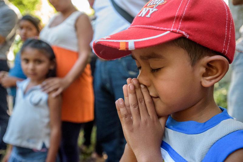 Advocate update: U.S. aid to Central America