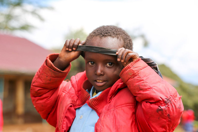 This app is helping Kenyans stop child abuse