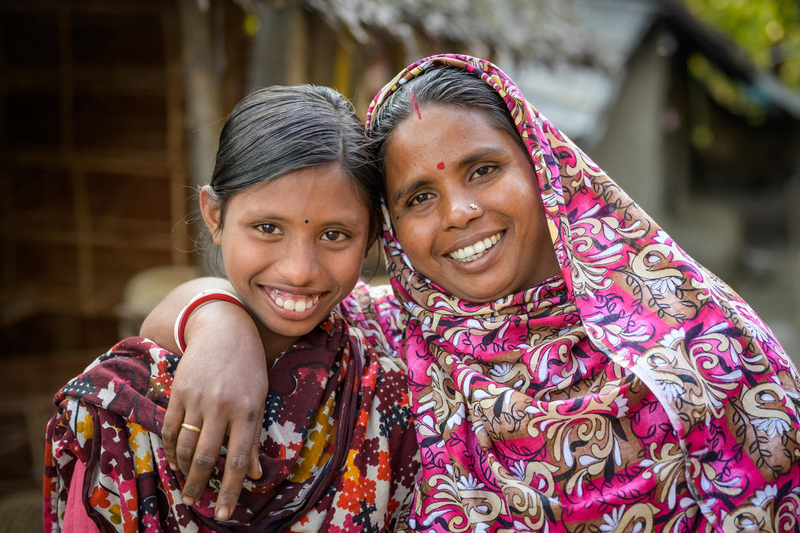 World Vision and USAID helped this mom change her family's lives!