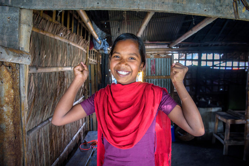 Unstoppable girls: What it takes to end child marriage