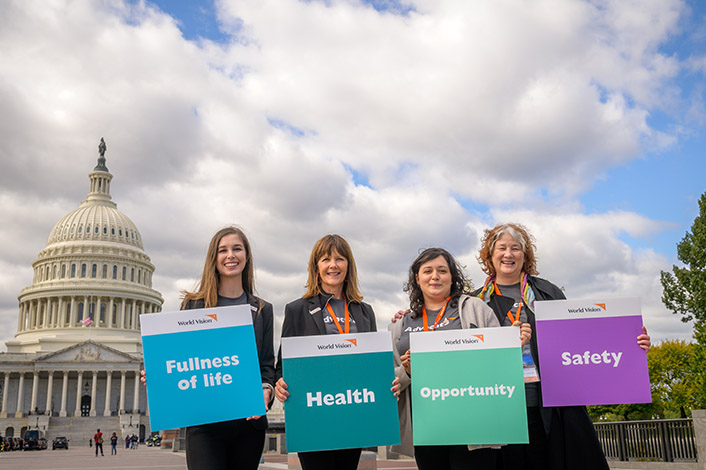 2019 World Vision Advocacy Accomplishments